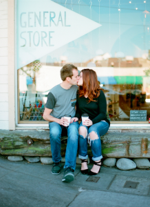 Andi + Eric // Photography via Cindy Loughridge