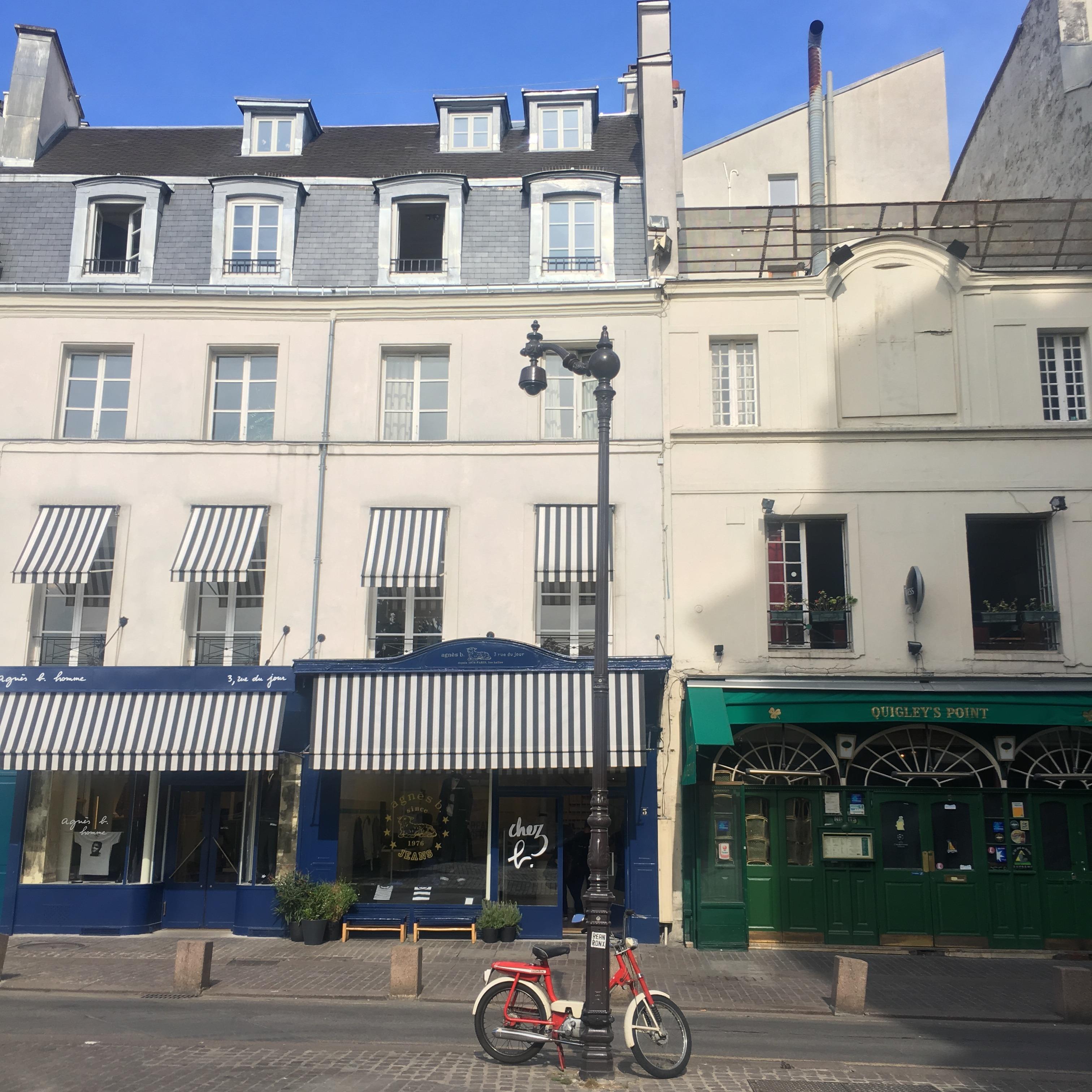 Cafe Near Jardin Du Luxembourg: Lucky Andi: Travel Adventures: PARIS